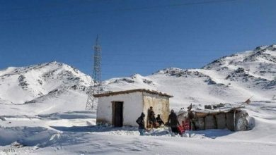 Photo of ظلت تحت الثلوج 18 ساعة ونجت من الموت