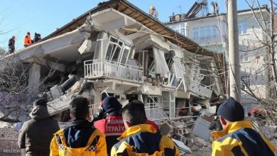 Photo of زلزال تركيا.. عشرات تحت الأنقاض ومخاوف من الأسوأ