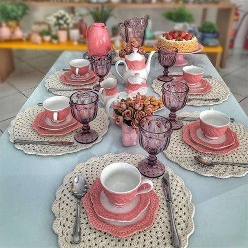 Photo of هل تبحثين عن افكار مبتكرة لتزيين طاولة الضيوف؟ اليك هذه الصور!