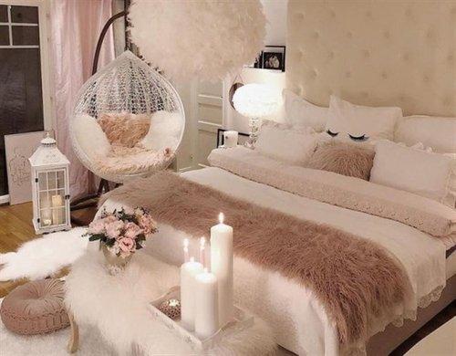 Photo of ديكورات رومنسية ساحرة تليق بغرفة نومك!