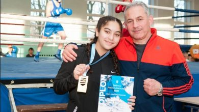 Photo of الملاكمة ديان بياضي تحصد المرتبة الأولى في بطولة أوروبا