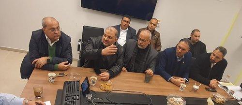 Photo of نواب المشتركة: مستمرون حتى إلغاء مصادرة اراضي كفرمندا