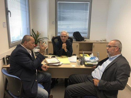 Photo of الطيبي والسعدي يزفان بشرى الاعتراف بكليات الطب في عدد من الجامعات الأوروبية