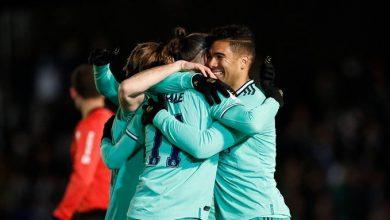 Photo of أونيونيستا يتعادل مع ريال مدريد بهدف رائع