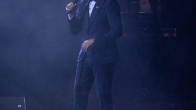 Photo of محمد عساف نجم مسرح المجاز بإمارة الشارقة للعام الثانى
