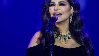 Photo of أحلام ترتدى مجوهرات بقيمة 7 ملايين دولار فى حفلها بموسم الرياض