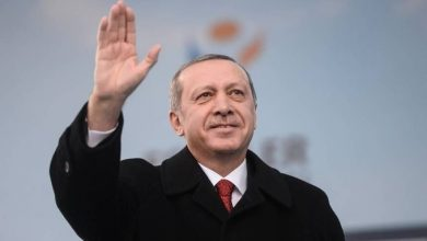 Photo of أردوغان: لن نقبل بمنح الأراضي الفلسطينية لأحد والقدس خط احمر