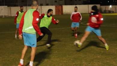 Photo of عبد الحكيم ياسين مدير فريق شباب الطيبة ندعو الجماهير لدعم الفريق غدا