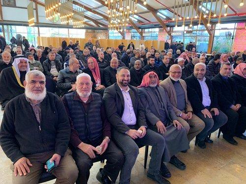 Photo of انطلاق أعمال المؤتمر العام للحركة الإسلامية لانتخاب قائمة مرشحيها للكنيست