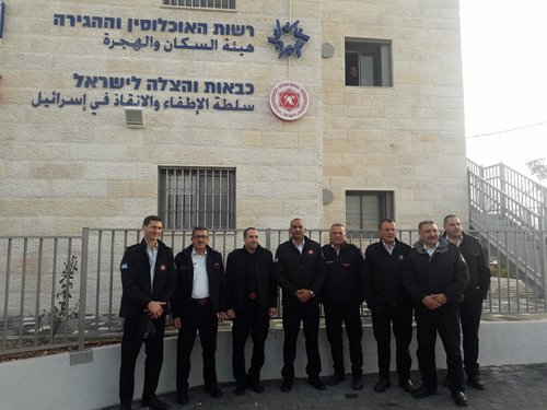 Photo of افتتاح نقطة إطفاء وإنقاذ في حي صور باهر بشرقي القدس