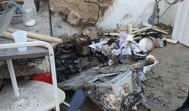 Photo of اندلاع حريق في منزل بشفاعمرو