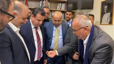Photo of د. منصور عباس: نزف لشعبنا اتفاقية تشكيل القائمة المشتركة