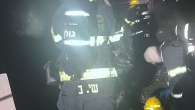 Photo of مصرع شاب في حريق داخل مبنى في الجولان