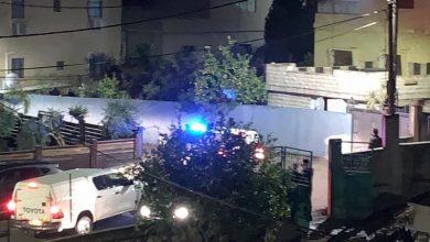 Photo of اطلاق نار باتجاه احد البيوت في جت المثلث واعتقال مشتبه به