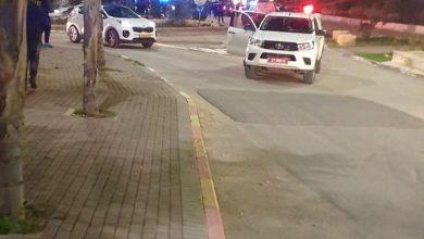 Photo of مطاردة بوليسية في كفر برا تسفر عن حادث طرق