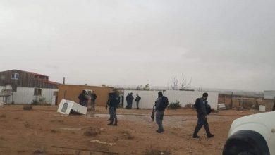 Photo of إطلاق النار على عضو اللجنة المحلية في بير هداج