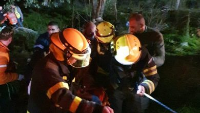 Photo of اصابة شخصين بحادث طرق قرب يافة الناصرة
