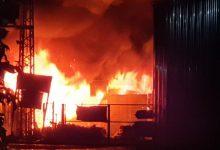 Photo of احتراق احد المخازن في مدينة الطيرة بدون اصابات
