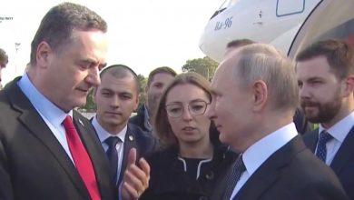 Photo of الرئيس الروسي فلاديمير بوتين يصل إسرائيل بمرافقة حاشية مكونة من 200 شخص