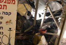 Photo of اصابة متوسطة بحادث طرق في قلنسوة