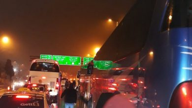 Photo of توقيف الحافلات المتوجه الى المسجد الاقصى