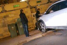 Photo of 3 إصابات بحادث طرق على شارع 24 بالطيبة