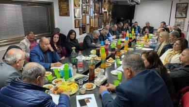 """Photo of اجتماع """"العربية للتغيير"""" للجنة المركزية في الطيبة"""