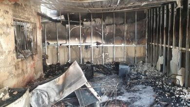 Photo of الاطفاء: اخماد حريق بمنزل في مدينة الناصرة