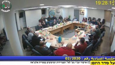 صورة المجلس البلدي يصادق على ميزانيات غير عادية بقيمة نحو 25 مليون شاقل