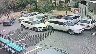 Photo of محمد جبالي : أتوجه لمن صدم سيارتين بساحة مسجد رياض الصالحين