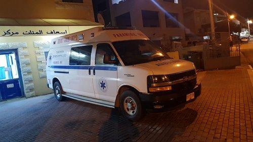 Photo of اصابة طفيفة بشجار وقع في مدينة الطيبة