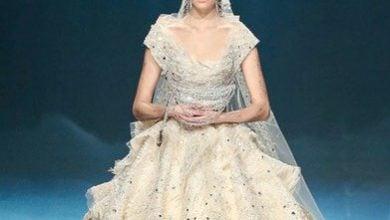 Photo of موديلات فساتين زفاف 2020 من أسبوع موضة الهوت كوتور بباريس