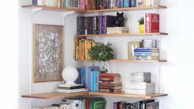 Photo of نصائح وأفكار لترتيب المكتبة بطريقة فنية رائعة