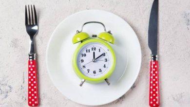 Photo of توقيت تناول الطعام اليومي لتعزيز خفض الوزن وتحسين الصحة
