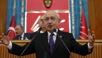 Photo of أردوغان يتهم حزب المعارضة الرئيسي بالتواصل مع غولن