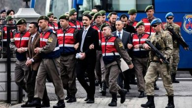 "Photo of أردوغان يصعّد حملة ""التطهير"".. أوامر باعتقال 700 شخص"