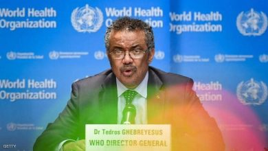 Photo of منظمة الصحة العالمية: حالات كورونا بدون مخالطة مرضى