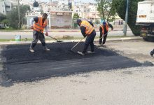 Photo of بلدية الطيبة: حملة صيانة وترميمات واسعة لشوارع المدينة