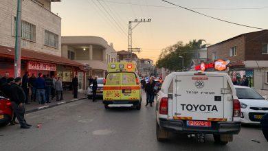 Photo of اصابة متوسطة بإطلاق نار في مدينة الطيرة