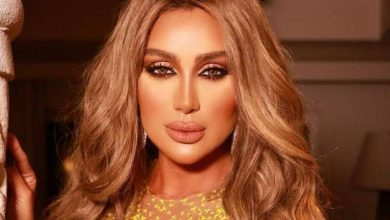 Photo of مايا دياب بلوك Nude جريء في عيد الحب