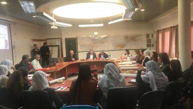 Photo of جلسة عمل بين كايد ظاهر ورئيس المجلس وتمرير محاضرة لمعلمات الروضات