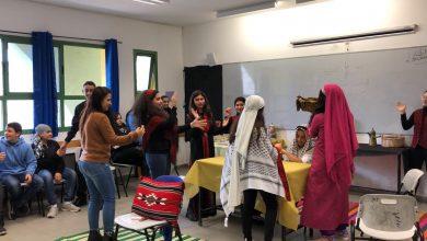 Photo of يوم للتراث في مدرسة النجاح بالطيبة وبمشاركة طلاب الحنان بالطيرة