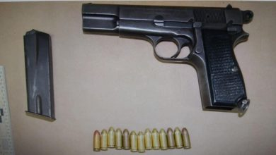 Photo of اعتقال شاب 30 عام من الطيبة بشبهة حيازة السلاح