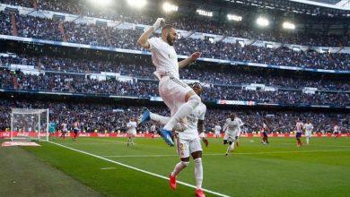 Photo of هدف بنزيمة يقود ريال مدريد للفوز في القمة أمام أتليتيكو