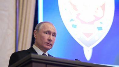 Photo of بوتين: روسيا تشكر أمريكا لمساعدتها في إحباط هجوم إرهابي في سانت بطرسبورغ