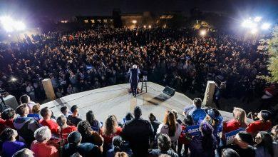Photo of ساندرز يتجه للفوز بولاية نيفادا في انتخابات الديمقراطي