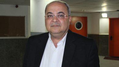 """صورة النائب د. احمد طيبي : """" الف مبروك للطيبة للعزيز شادي عازم لتعينه نائبًا  للمسؤول عن الاجور في وزارة المالي"""""""