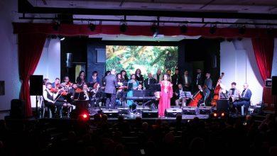 Photo of حفل موسيقى لفرقة بلدياتي من ترشيحا في مدينة الطيبة