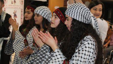 Photo of فرقة جفرا للعرس العربي تقيم حفلا في بيت الاباء القطري في الطيبة