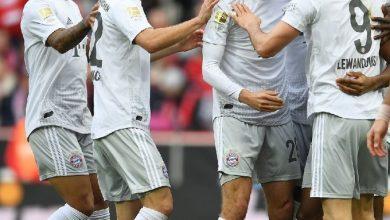 Photo of بايرن يحرز ثلاثة أهداف في أول 12 دقيقة ويستعيد الصدارة